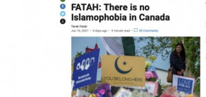 Trudeau must investigate those who incite hatred against Muslims