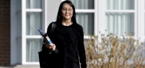 Huawei CFO denied use of HSBC documents as evidence in U.S. extradition case