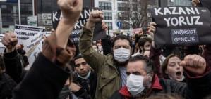 Erdogan sacks embattled university rector after months of protests