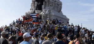 We have work to do: the threat of a U.S.-sponsored counter revolution in Cuba calls us to strengthen our solidarity with the Cuban Revolution