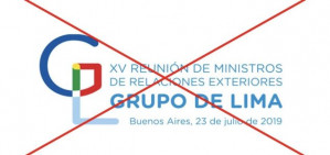 """The Death of the """"Lima Group"""" and re-birth of the Latin American anti-imperialist left"""