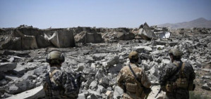 Despite its exit, the US will continue to wage war on Afghanistan