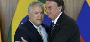 Kindred Spirits at COP26: US Allies Duque Of Colombia And Brazil's Bolsonaro